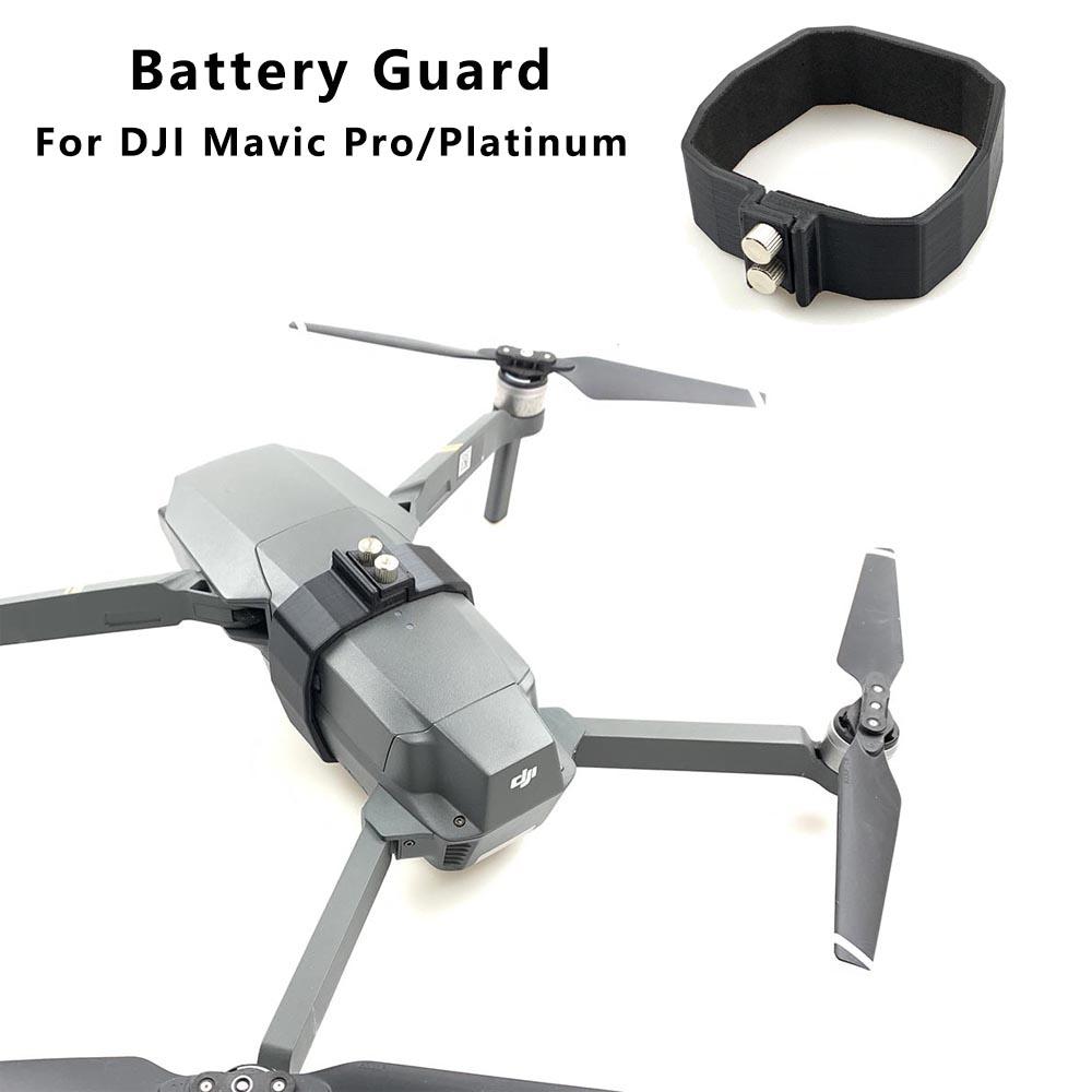 Vlucht Batterij Gesp Romp Beschermende Mount Voor Dji Mavic Pro Platinum Drones Anti Slip Band Protector Veiligheid Locker Guard Dronebatterijen Aliexpress