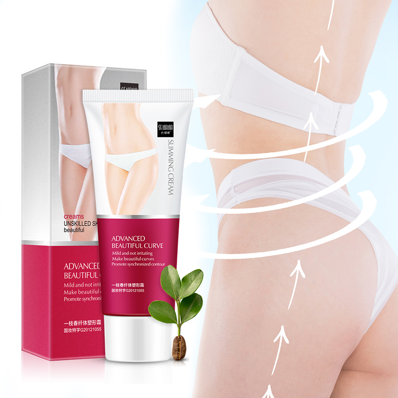 Hyaluronic Acid Red Bisabolol Slimming Cream Weight Loss Creams Reduce Cellulite Lose Weight Burning Fat Health Body Care Cream