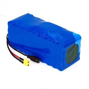 Image 2 - Умное устройство для зарядки никель металлогидридных аккумуляторов от компании Liitokala: 36V 8Ah 500w 18650 Перезаряжаемые батарейный блок XT60 разъем изменение велосипеды, электрическое транспортное средство вагонетки с противовесом + 42В 2A Зарядное устройство