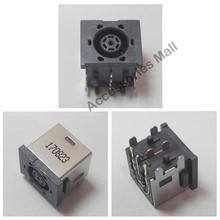 Novo portátil dc power jack para dell m6410 m6400 m6500 vostro 1510 dc conector do soquete portátil de substituição de energia