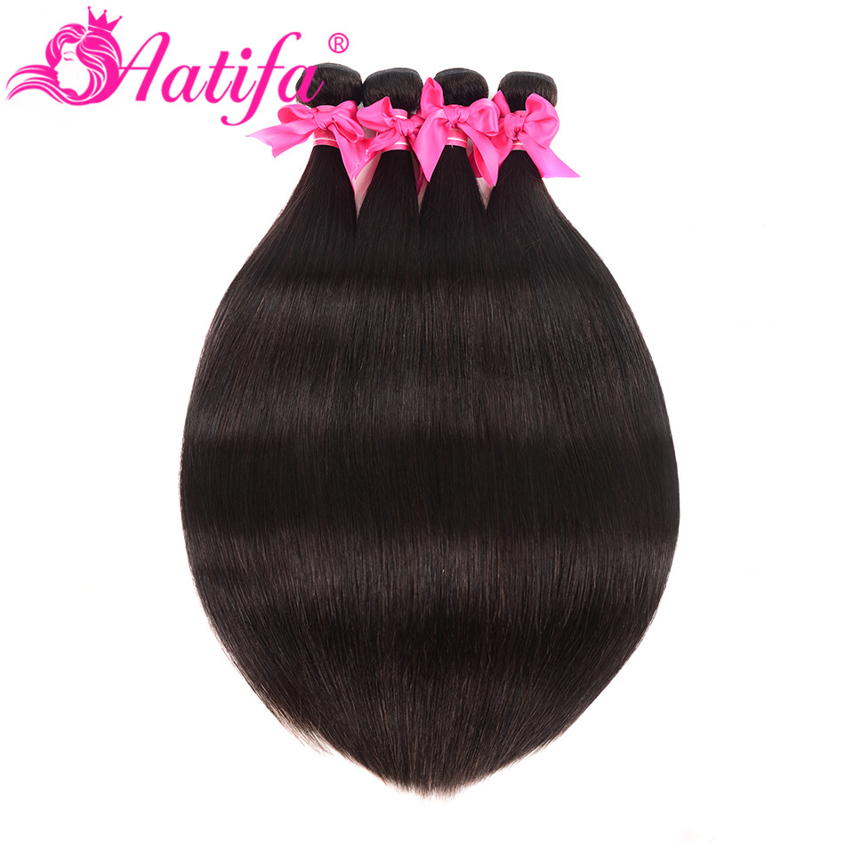 cabelo em linha reta pacotes com fechamento