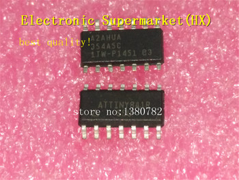 Free Shipping 10pcs/lots ATTINY841-SSU SOP14 IC In stock! free shipping 5pcs fa5571n in stock