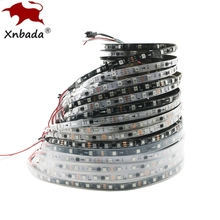 DC12V WS2811 5050 RGB Addressable Led Pixel Strip Light Full Colors Led Strip Ribbon Flexible Digital Led Tape 1 Ic Control 3