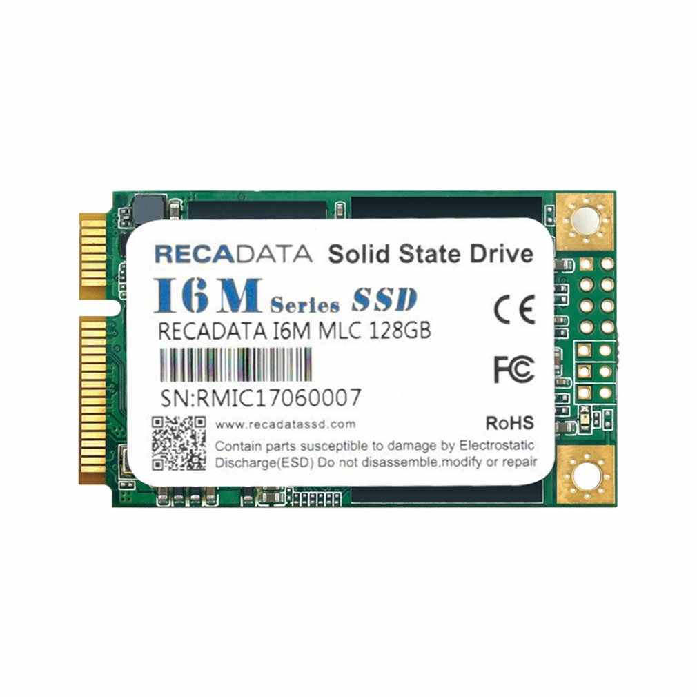 RECADATA SSD 128GB MSATA III MLC Flash Cho HỆ ĐIỀU HÀNH Mac OS Cho Windows 10 Cho Windows 7 cho Windows 8 Cho Windows Vista