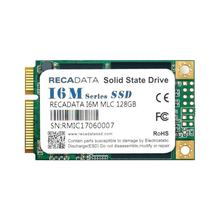 RECADATA SSD unidad de estado sólido de 128GB MSATA III MLC Flash para Mac OS de Windows para Windows 10 para Windows 7 para Windows 8 para Windows Vista(China)