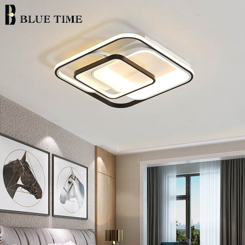 Led Ceiling Lights Modern Flush Mount Ceiling Lamps For Bedroom Living Room Dining Room Kitchen Acrylic Indoor Lighting Fixture Ceiling Lights Aliexpress