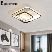 LED Ceiling Lights Modern Flush Mount Ceiling Lamps For Bedroom Living Room Dining Room Kitchen Acrylic Indoor Lighting Fixture
