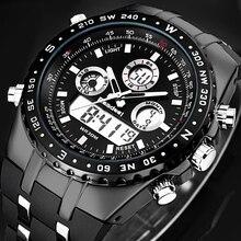 Readeel Men Watches Top Brand Luxury Digital Led Waterproof