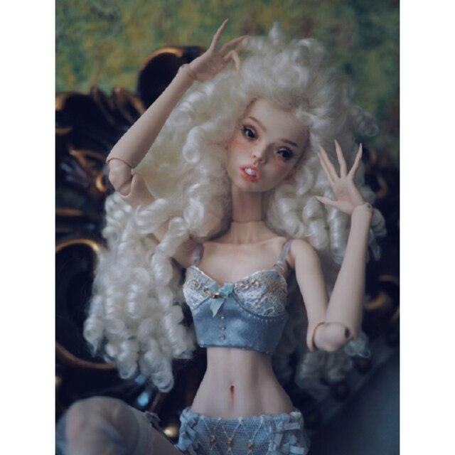 הגעה חדשה בובת BJD 1/4 בת FreedomTeller נשי גוף אופנה מתנה כמו Lillycat
