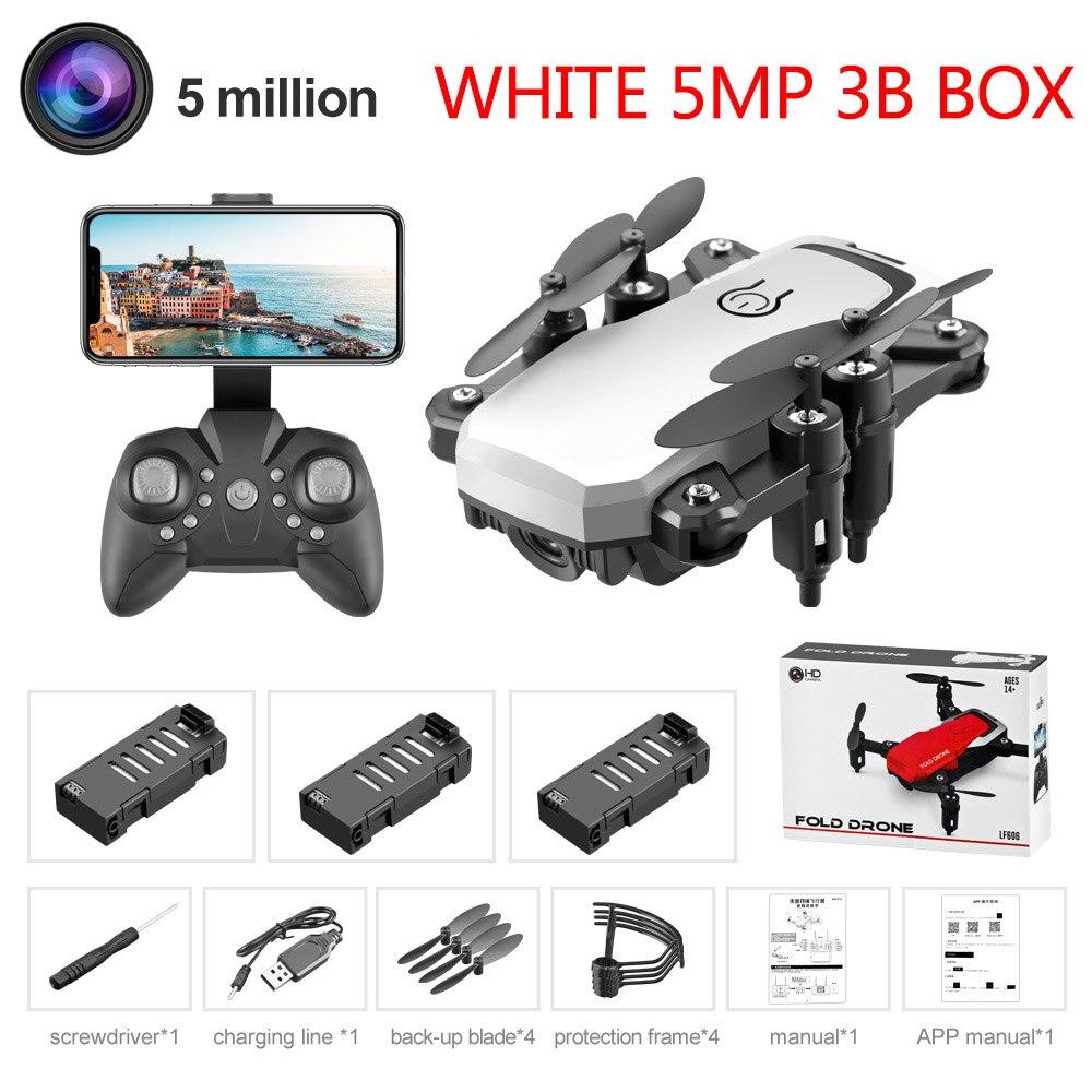 White 5MP 3B Box