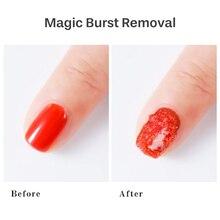 Safe UV Gel Nail Polish Remover