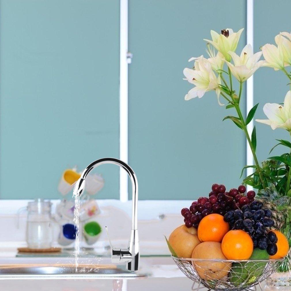 Сплав хромированный кран для горячей/холодной воды удлинитель