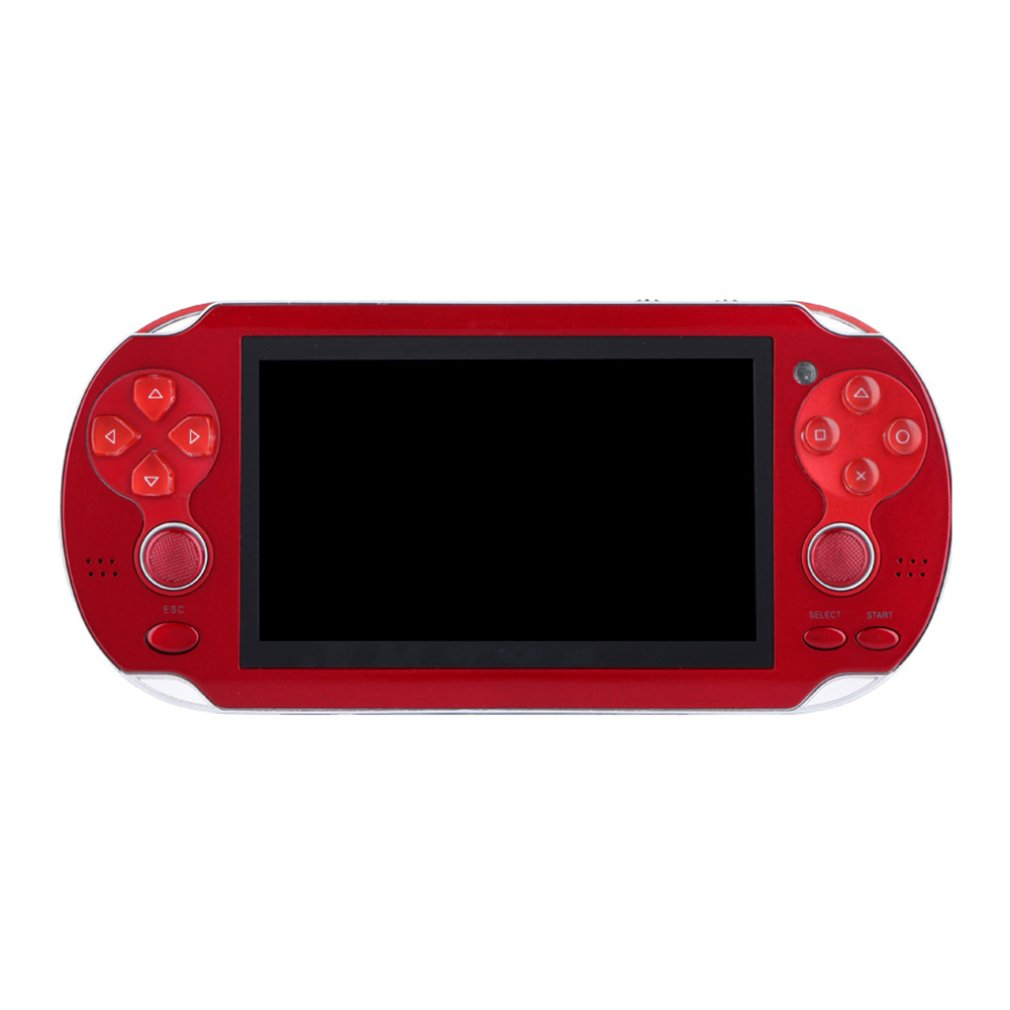 4.3 Inch Psp for GBA Double Rocker Handheld Game Console Nostalgic Classic Game Machine 8G Memory Retro Arcade for PSP GBA