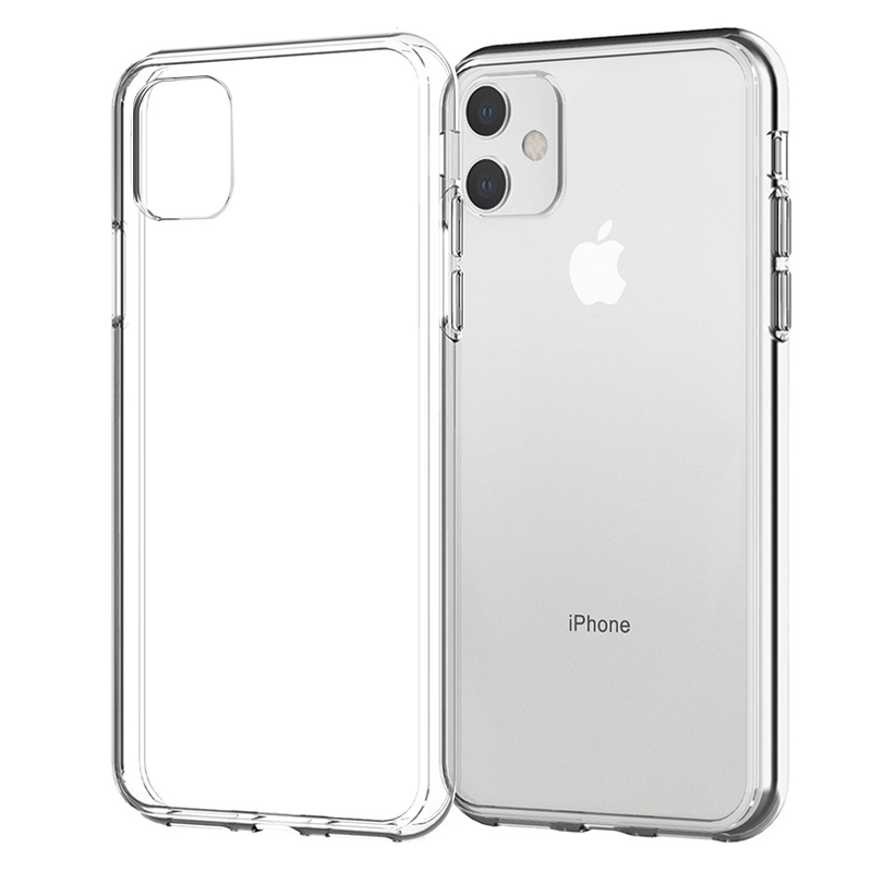 Silicone Phone Case For iPhone XR 11 Cases For iphone 7 8 6 6S Plus X XS Max XR 11 Pro Max SE 2020 Luxury Shockproof Back Cover