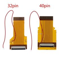 Replacement 32Pin 40 Pin For Gameboy Advance MOD LCD Backlight Cable Ribbon for GBA SP Backlit Screen Mod 6pcs 32pin 40 pin a