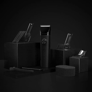 Image 3 - Xiaomi Mijia hair clipper household whole body washing long and short hair intensive childrens adult electric hair clipper hair