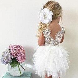 Vestido de princesa para meninas, vestido de verão para meninas; couro cabeludo branco; vestido de princesa para meninas; 2, 3, 4, 5, 6 anos; vestido casual roupa infantil