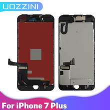 For iPhone 7Plus Full Set LCD Display Touch Screen Digitizer Assembly Replacement Complete AAA+++ 100% Tested Front Camera