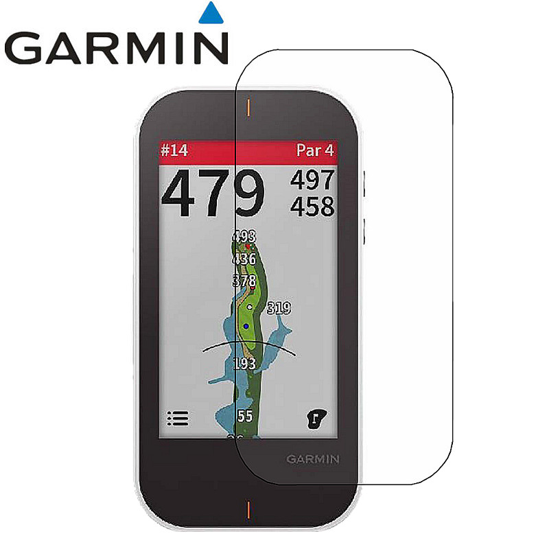 3 Pcs Of GPS Screen Protector For Garmin Approach G80 GPS Bracelet Protective Film HD Anti-scratch Electrostatic PET Film Glass