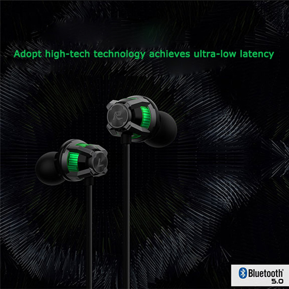 25 Off Bluetooth 5 0 Earbuds Earphones For Black Shark Gaming Phone Bluetooth Gaming Headset 2 With Rgb Lights Esports For Android Ios Wy4olew