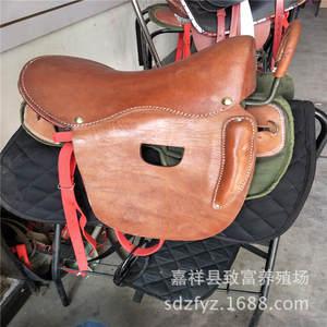 Double Saddle Pony Saddle Horse Riding Saddle Pad