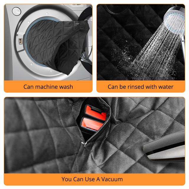 Durable Waterproof Seat Covers  4