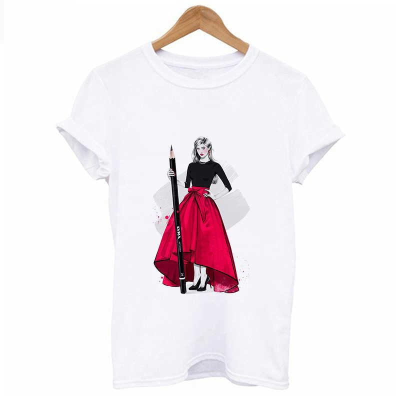 Neue Mode Sexy Dame T-shirt Frauen Vintage Tumblr Harajuku Punk Koreanischen Stil Plus Größe Kurzarm Baumwolle Kleidung Streetwear