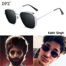 DPZ NEW Fashion Kabir Singh SteamPunk Style aviation men Sun