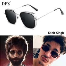DPZ NEW Fashion Kabir Singh SteamPunk Style men Sunglasses C