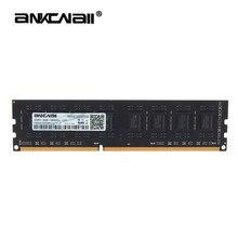 Оперативная память ANKOWALL DDR3, 4 ГБ, 8 ГБ, 1866 МГц, 1333 МГц, 1600 МГц, память для настольного компьютера с радиатором, 240-контактный Новый dimm с поддержко...