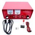 HNW-300 Elektrochemischen Ätzen Maschine Kennzeichnung Muster Auf Metall Stahl 0 6-10 S