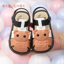 Sandals Children Casual-Shoes Baby Summer Girls Kids Outdoor S209 Anti-Collision BAMILONG