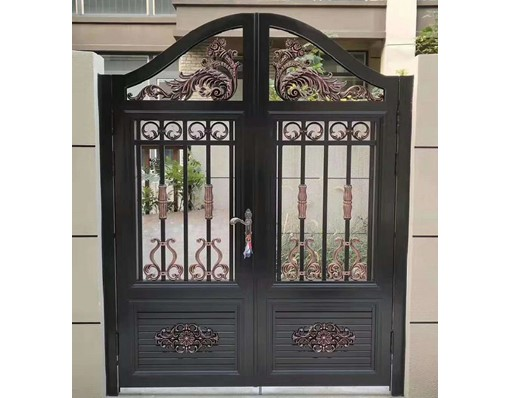 Glorious England Style Latest Main Gate Design With Sliding Gate Opener