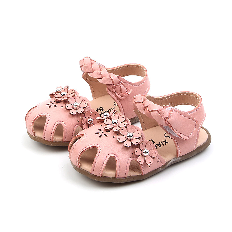 Lovely Floral Baby Newborn Toddler Girl Crib Shoe Baby Girl Shoes Soft Sole Princess Style Infant Prewalker Baby Shoes For Party