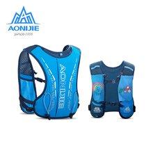Детский сверхлегкий рюкзак aonijie жилет для бега сумки гидратации