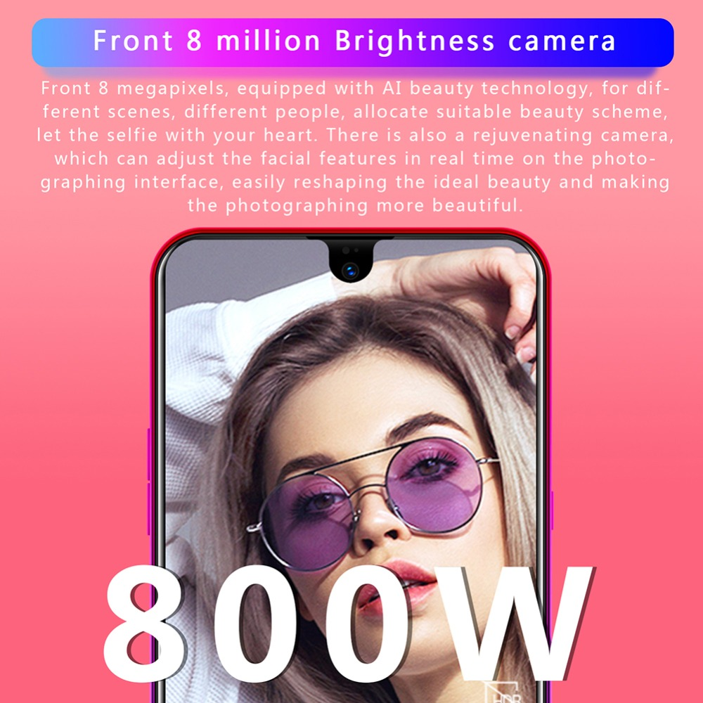 Global Version UMIDIGI A5 PRO Android 9.0 Octa Core 6.3' FHD+ Waterdrop 16MP Triple Camera 4150mAh 4GB RAM 4G Celular Smartphone (7)