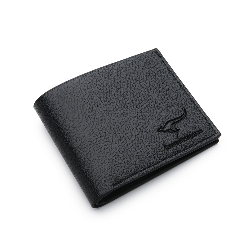 Fashion Casual Men's Wallets Money Purse PU Leather Men's Money Bag Purse Credit Card Bag Short Style Male Wallet Coin Purse