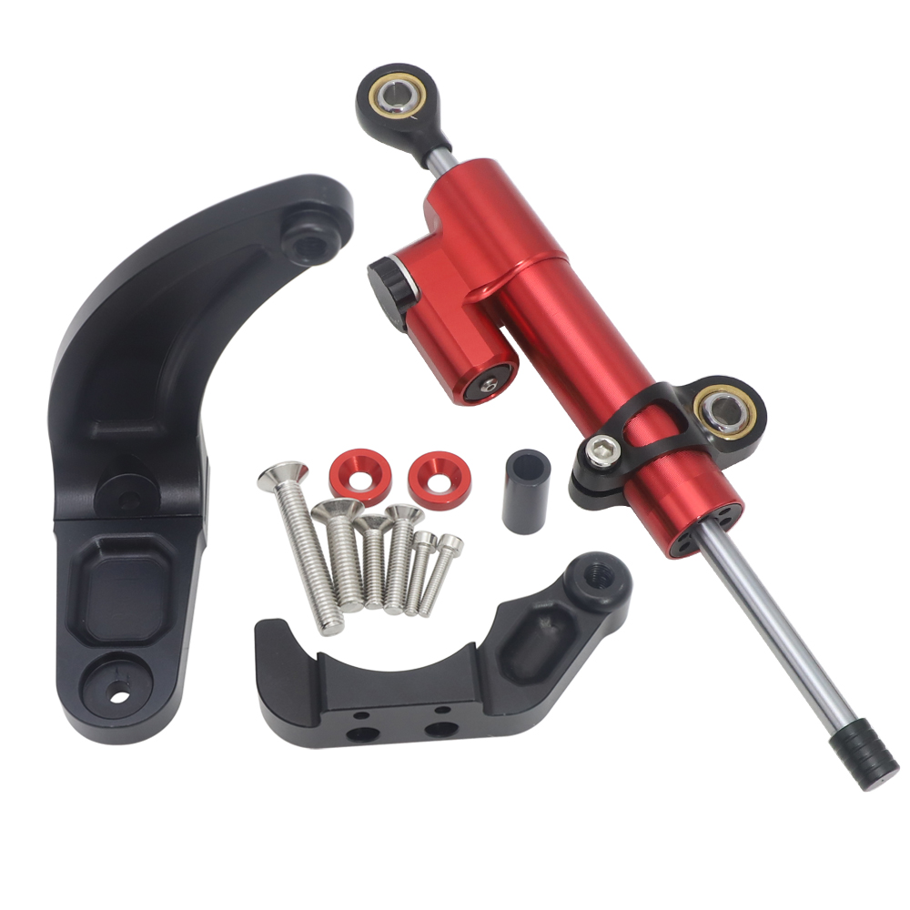 Electric Scooter For Dualtron Thunder 3 DT3 Adjustable Steering Stabilize Damper Bracket Mount Support Kit Accessories