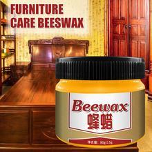New Wood Seasoning Beewax Wood Care Wax Solid Wood Maintenance Furniture Cleanin