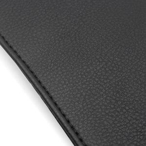 Image 5 - Reposabrazos central de microfibra para coche, funda protectora de cuero para BMW serie 5, F18, 2011, 2012, 2013, 2014, 2015, 2016, 2017