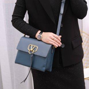 designer cor sólida sacos de venda quente