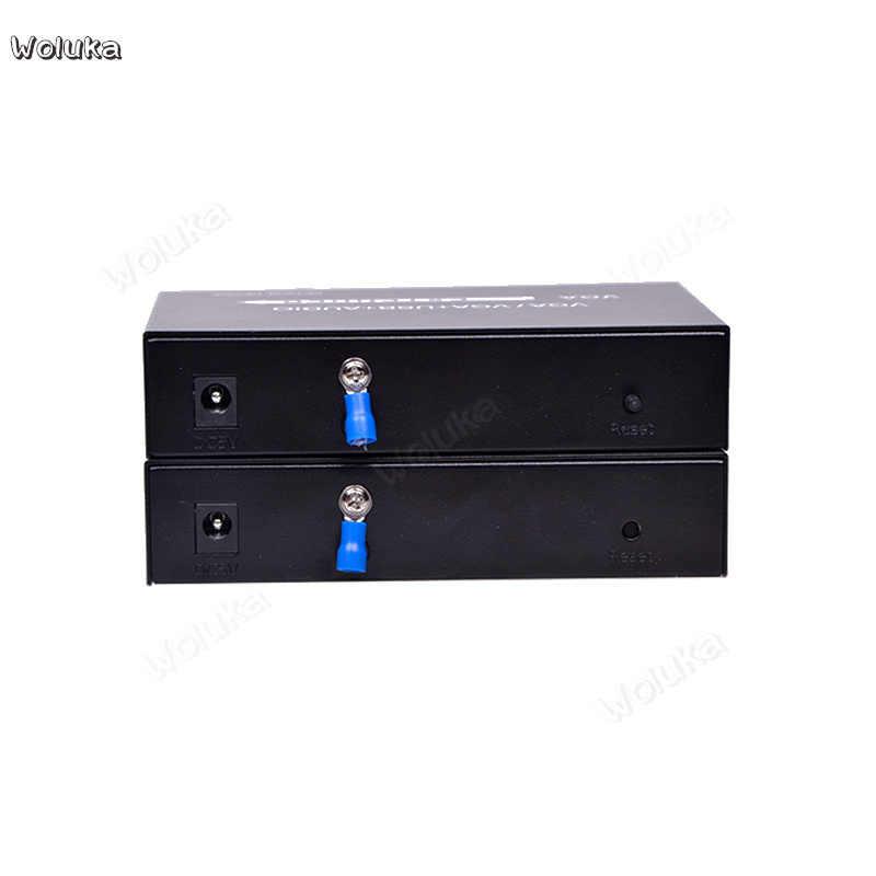 KVM البصرية محطة آلة VGA إلى الألياف VGA موسع VGA البصرية الإرسال والاستقبال مع ماوس يو اس بي و ماوس الصوت HD CD50 W02