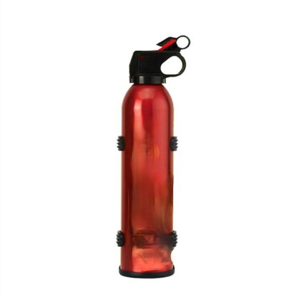 Черный Мини Портативный Автомобильный Огнетушитель с крючком, сухой химический Огнетушитель, безопасный огнетушитель для дома, офиса, авто...