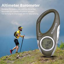 Многофункциональный цифровой ЖК-компасный альтиметр термометр индикатор погоды для альпинизма кемпинга на открытом воздухе высотомер