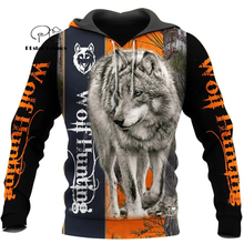 Wolf Printed Hoodies Men 3d Hoodies Brand Sweatshirts Jackets Quality Pullover Fashion Tracksuits Animal Streetwear Out Coat-9 hampson lanqe animal wolf printed men hoodies sweatshirts 2019 warm fleece coat brand punk hoodie harajuku men s jackets cm01