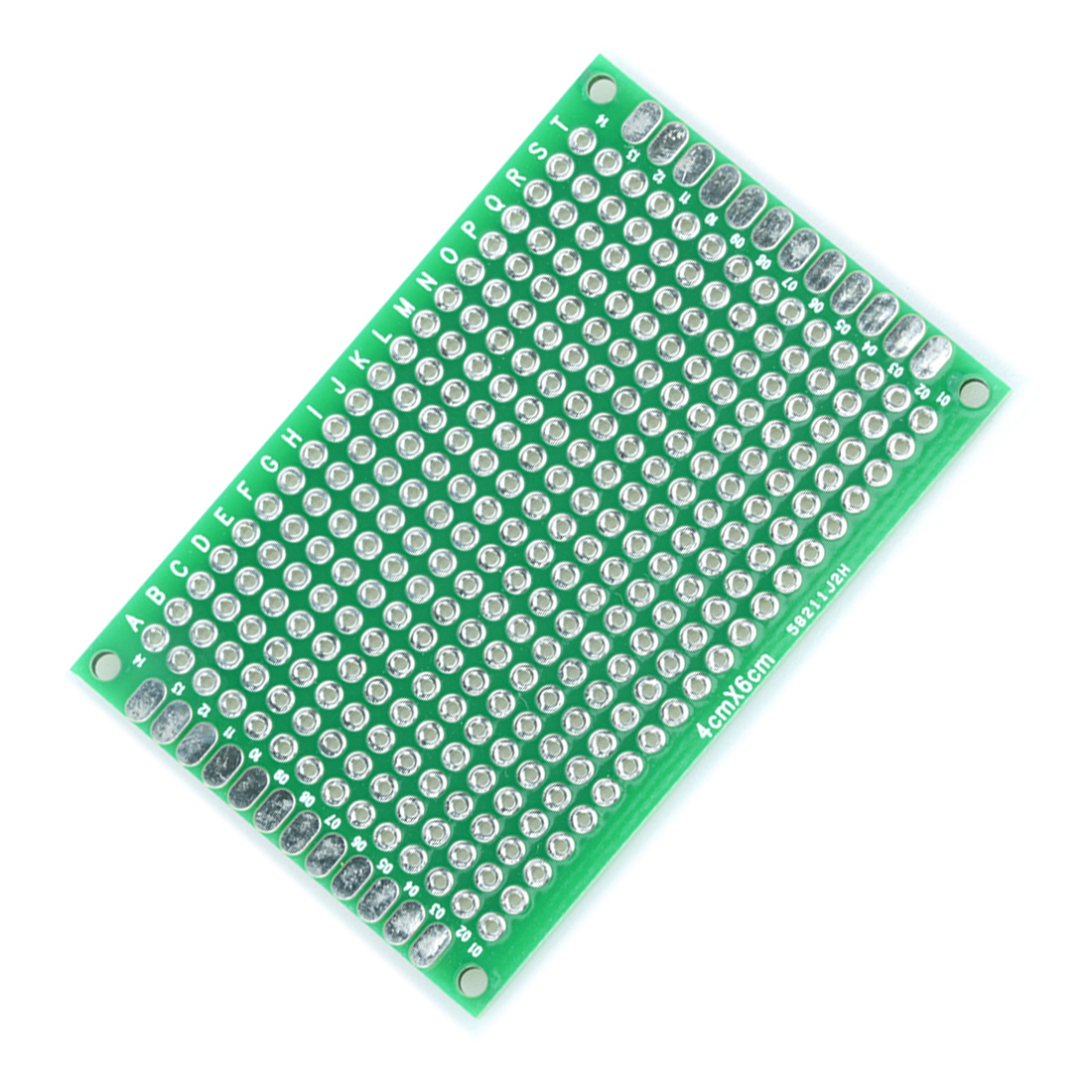 40Pcs 2.54mm Double Tin Plating Circuit Board PCB Universal Board Set