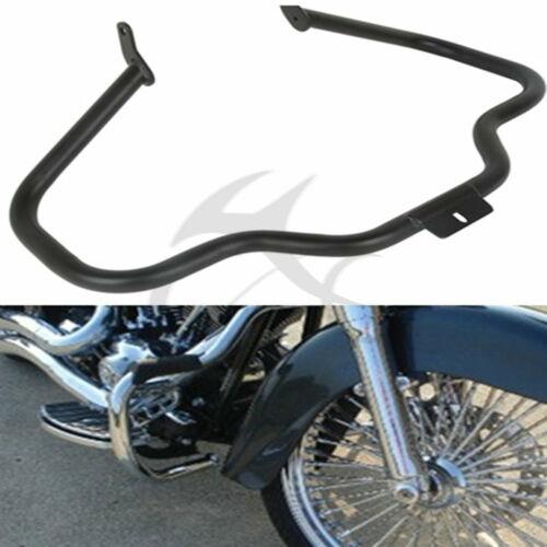 Motorcycle Mustache Engine Guard Crash Bar For Harley Fatboy Heritage Softail Classic FLSTC FLSTNSE FLSTN FLSTF Deluxe 00-17