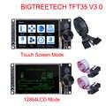 BIGTREETECH TFT35 V3.0 pantalla táctil/12864LCD pantalla 32Bit Wifi VS MKS TFT35 3D piezas de impresora para Ender 3/5 SKR V1.3 PRO Board