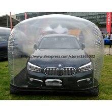 Воздушный надувной с подогревом, защита от града, чехол для автомобиля, капсула, палатка, надувной автомобиль, для хранения пузырьков