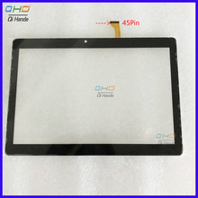 Yeni 10.1 inç Tablet dokunmatik ekran CX18D 085 dokunmatik ekran digitizer paneli sensörü CX18O 085 paneli çoklu dokunmatik